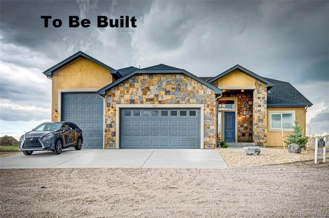 650 Chipmunk Drive, Woodland Park, CO 80863 (#1570895) :: West + Main Homes