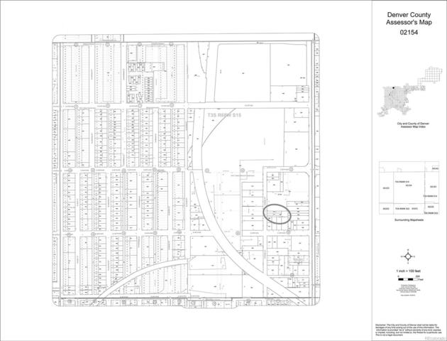 4924 Pearl Street, Denver, CO 80216 (MLS #1571081) :: 8z Real Estate