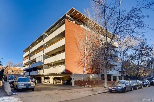 1267 N Lafayette Street #406, Denver, CO 80218 (MLS #1571215) :: 8z Real Estate