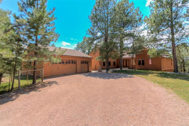 6628 N Village Road, Parker, CO 80134 (#1571399) :: The Gilbert Group