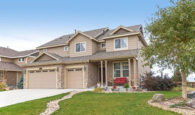 2855 Mashie Circle, Castle Rock, CO 80109 (#1571663) :: Sellstate Realty Pros