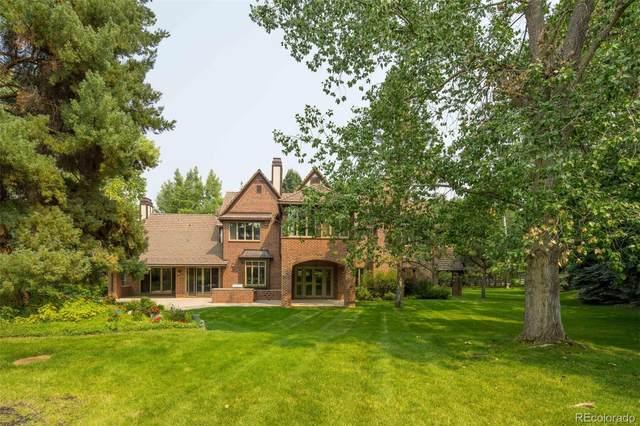 4375 S Lafayette Street, Cherry Hills Village, CO 80113 (#1571706) :: Wisdom Real Estate