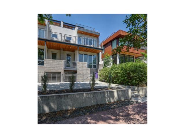 3507 Osage Street, Denver, CO 80211 (MLS #1571795) :: 8z Real Estate