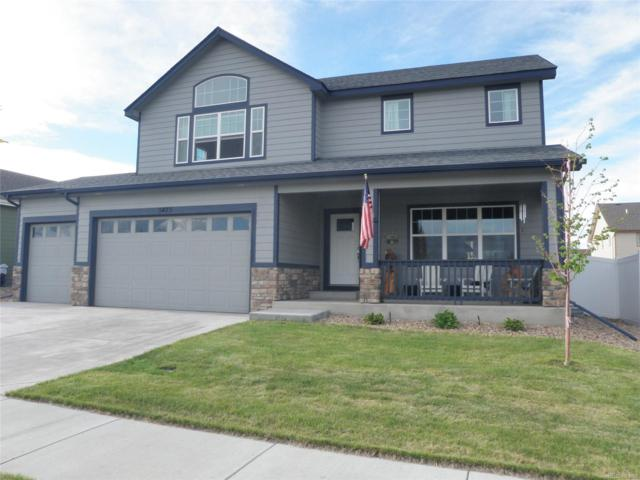5475 Shoshone Drive, Frederick, CO 80504 (#1572615) :: Mile High Luxury Real Estate