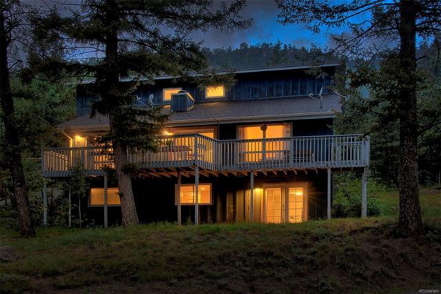 12085 Bear Park Road, Conifer, CO 80433 (#1573359) :: Arnie Stein Team | RE/MAX Masters Millennium