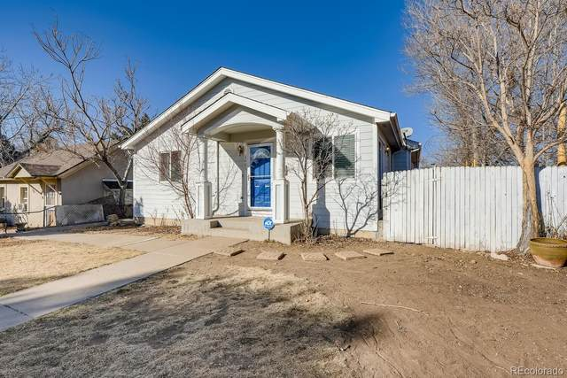 3405 W Ohio Avenue, Denver, CO 80219 (#1573398) :: The HomeSmiths Team - Keller Williams