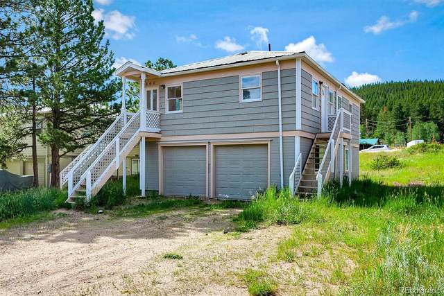 660 W Spruce Street, Nederland, CO 80466 (MLS #1573432) :: 8z Real Estate