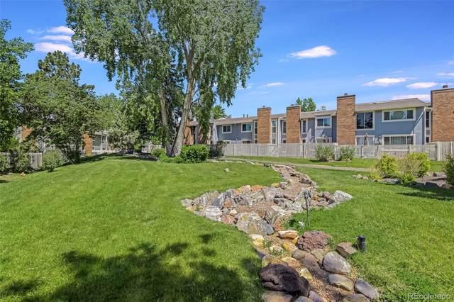 3058 S Macon Circle, Aurora, CO 80014 (#1573569) :: Wisdom Real Estate