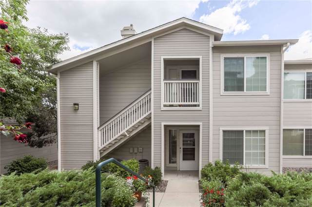8460 S Little Rock Way #104, Highlands Ranch, CO 80126 (#1573672) :: The HomeSmiths Team - Keller Williams