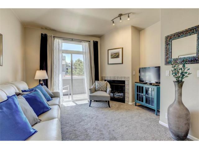 8500 E Jefferson Avenue H, Denver, CO 80237 (MLS #1573799) :: 8z Real Estate