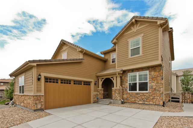 15927 Antora Peak Drive, Broomfield, CO 80023 (#1573852) :: The Healey Group