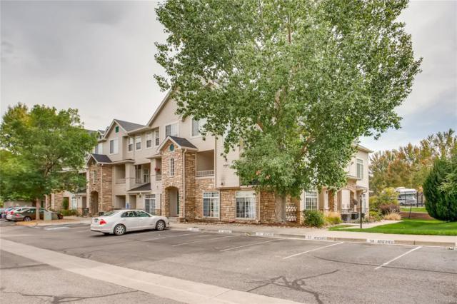 9590 E Florida Avenue #1025, Denver, CO 80247 (#1573873) :: Wisdom Real Estate