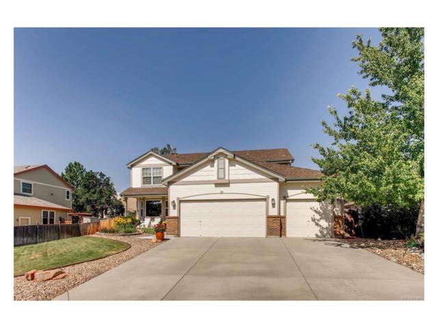 7677 S Allison Court, Littleton, CO 80128 (MLS #1574018) :: 8z Real Estate