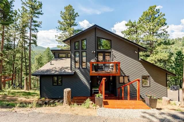 31894 Ponderosa Way, Evergreen, CO 80439 (MLS #1574100) :: 8z Real Estate