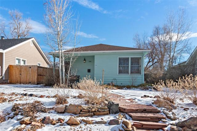 2318 S Gilpin Street, Denver, CO 80210 (MLS #1574154) :: Bliss Realty Group