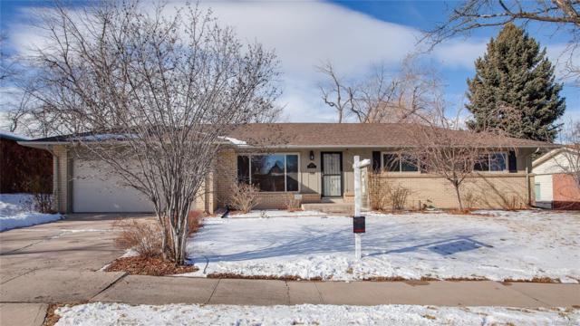 3555 S Holly Street, Denver, CO 80237 (#1574206) :: James Crocker Team