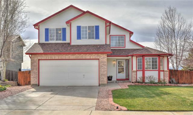 1230 Banner Circle, Erie, CO 80516 (#1574297) :: The Peak Properties Group