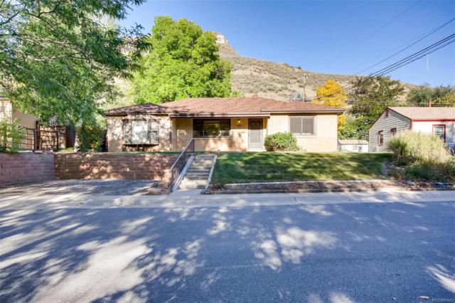 2137 Vernon Drive, Golden, CO 80401 (#1574359) :: The City and Mountains Group