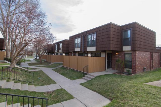 9326 W Utah Avenue, Lakewood, CO 80232 (#1574383) :: The DeGrood Team
