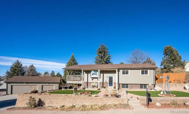 29 Circle Drive, Castle Rock, CO 80104 (#1574682) :: The Artisan Group at Keller Williams Premier Realty
