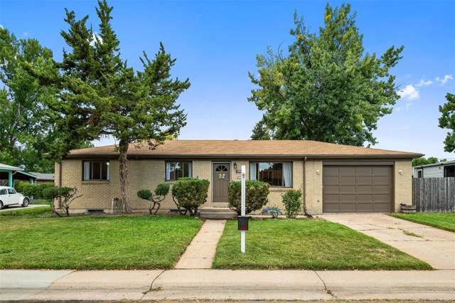 2940 W Saratoga Avenue, Englewood, CO 80110 (#1574986) :: The HomeSmiths Team - Keller Williams
