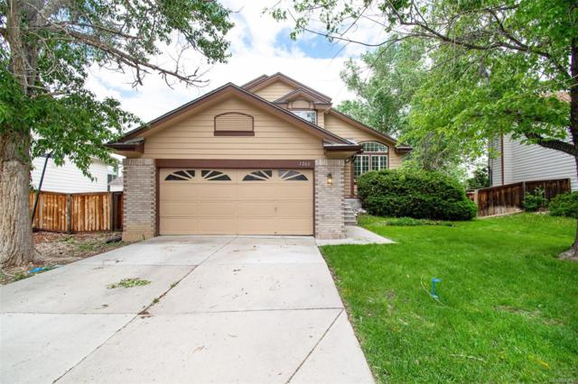 1260 Ascot Avenue, Highlands Ranch, CO 80126 (#1575103) :: The Heyl Group at Keller Williams