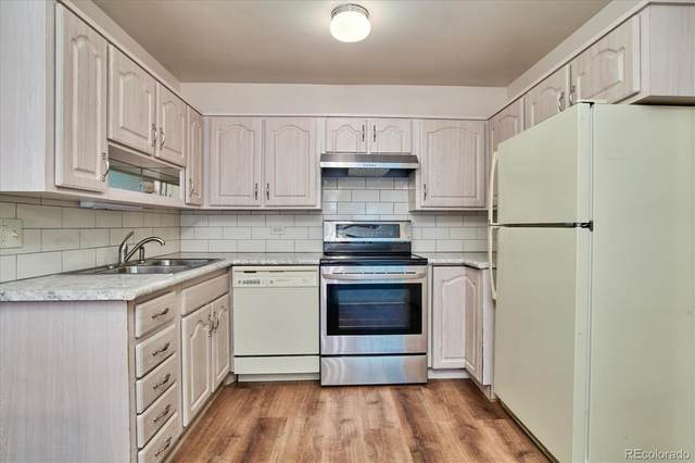 650 S Clinton Street 8A, Denver, CO 80247 (#1575823) :: The Colorado Foothills Team | Berkshire Hathaway Elevated Living Real Estate