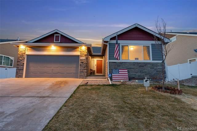 709 Mt Evans Avenue, Severance, CO 80550 (#1575850) :: iHomes Colorado