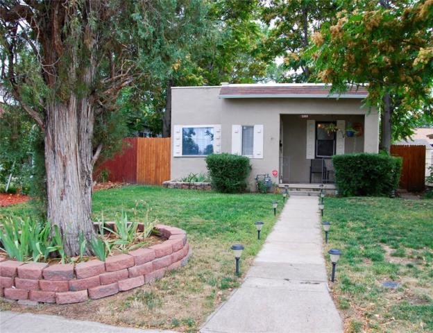 1388 W Nevada Place, Denver, CO 80223 (#1575942) :: The City and Mountains Group