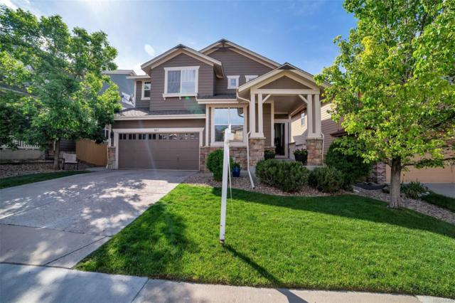 3053 Windridge Circle, Highlands Ranch, CO 80126 (#1576488) :: The HomeSmiths Team - Keller Williams