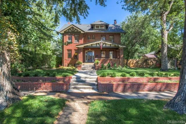 1960 Fairfax Street, Denver, CO 80220 (#1576528) :: Real Estate Professionals