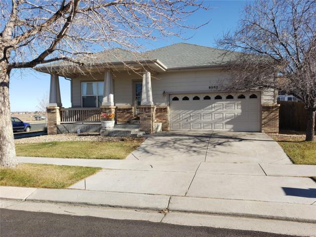 9992 Joplin Street, Commerce City, CO 80022 (#1576965) :: Sellstate Realty Pros