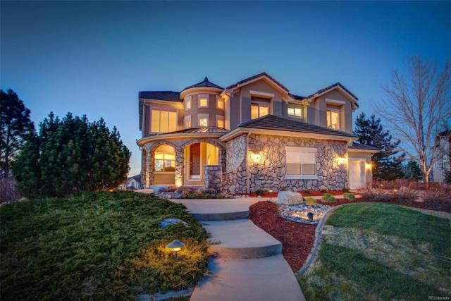 6527 Tapadero Court, Castle Pines, CO 80108 (#1577002) :: The Pete Cook Home Group
