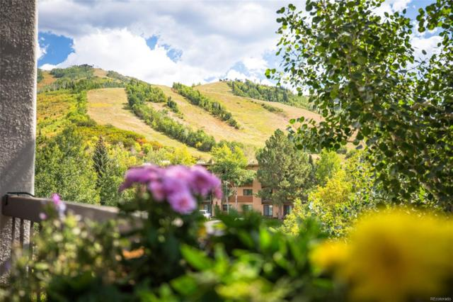 2395 Storm Meadows Drive 3A, Steamboat Springs, CO 80487 (MLS #1577101) :: 8z Real Estate