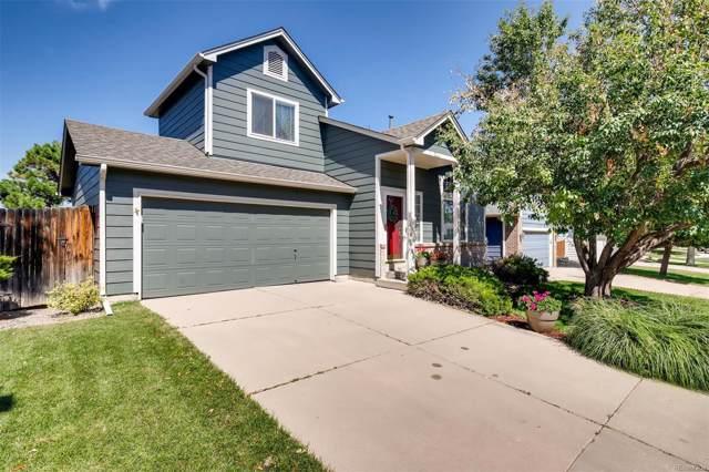 5337 Spruce Avenue, Castle Rock, CO 80104 (#1577362) :: The Peak Properties Group