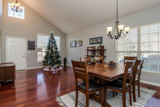 3538 S Fundy Court, Aurora, CO 80013 (#1577437) :: The Dixon Group
