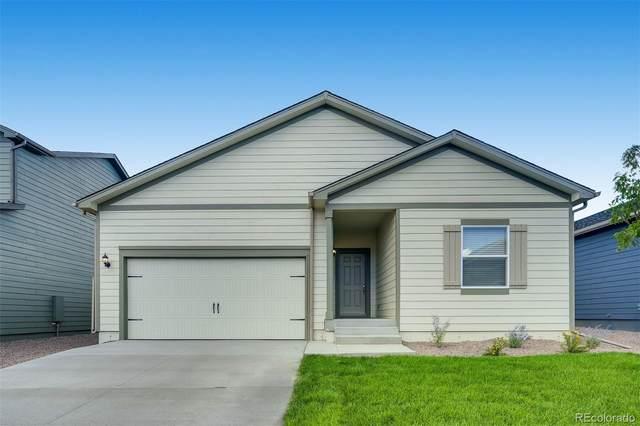 518 Evans Avenue, Keenesburg, CO 80643 (#1577840) :: HomeSmart