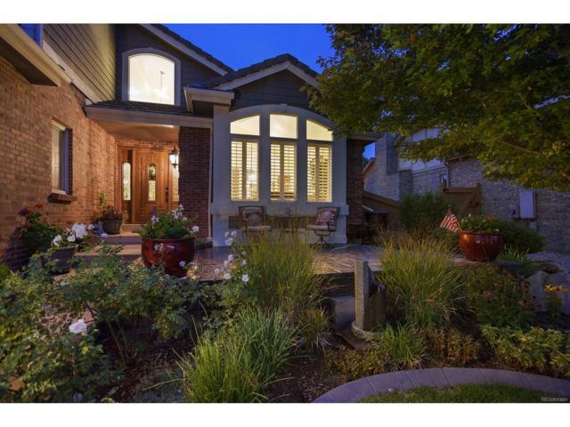 15722 E Crestridge Circle, Centennial, CO 80015 (MLS #1577971) :: 8z Real Estate