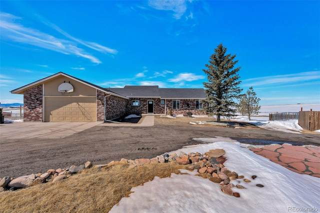 29429 Clear View Circle, Elizabeth, CO 80107 (#1577996) :: iHomes Colorado