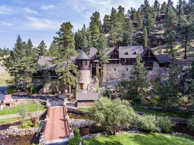 30403 Upper Bear Creek Road, Evergreen, CO 80439 (#1578018) :: 5281 Exclusive Homes Realty
