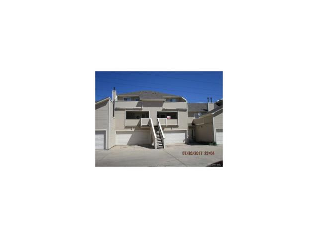 5081 Garrison Street #4, Wheat Ridge, CO 80033 (MLS #1578274) :: 8z Real Estate