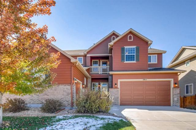 2611 Cache Creek Court, Castle Rock, CO 80108 (#1578342) :: Bicker Realty
