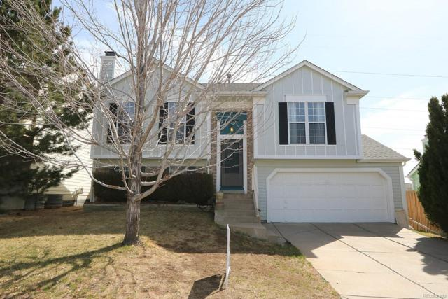 2880 S Halifax Street, Aurora, CO 80013 (#1578828) :: The Peak Properties Group