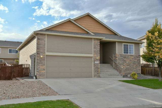 579 Emerald Street, Lochbuie, CO 80603 (#1578874) :: The DeGrood Team
