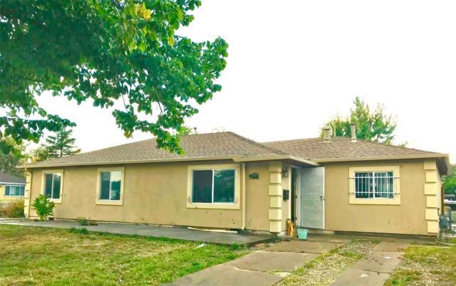 701 Geneva Street, Aurora, CO 80010 (#1579572) :: Bring Home Denver