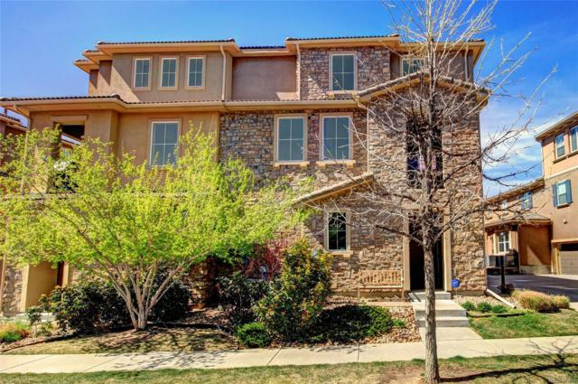 3457 Cascina Place C, Highlands Ranch, CO 80126 (#1579851) :: The HomeSmiths Team - Keller Williams