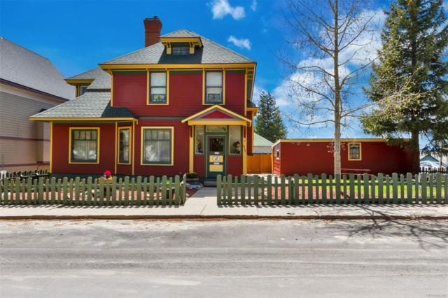 815 Spruce Street, Leadville, CO 80461 (MLS #1580122) :: 8z Real Estate