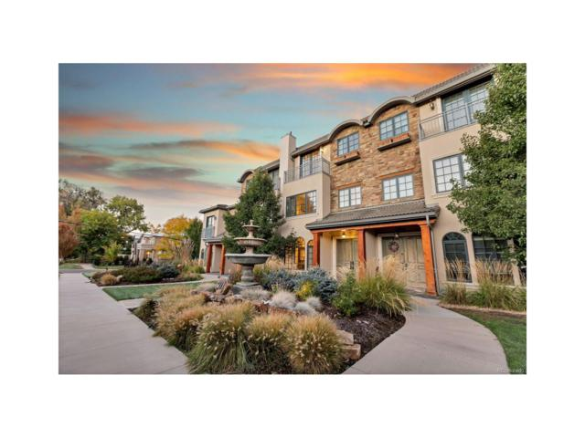 301 Harrison Street #103, Denver, CO 80206 (#1580304) :: Thrive Real Estate Group