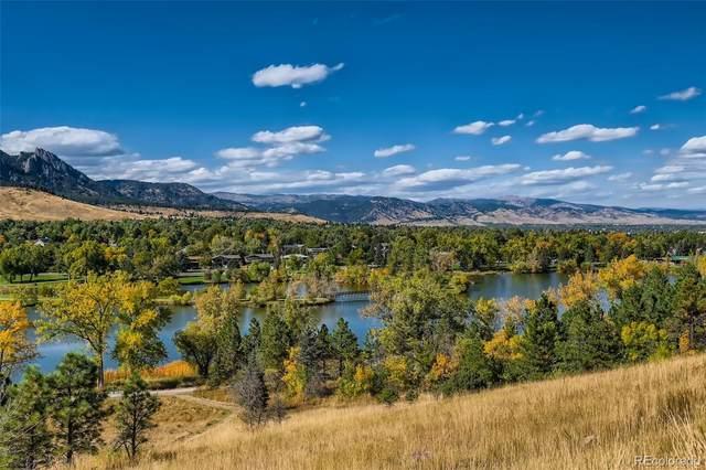 1310 Knox Drive, Boulder, CO 80305 (#1580661) :: iHomes Colorado