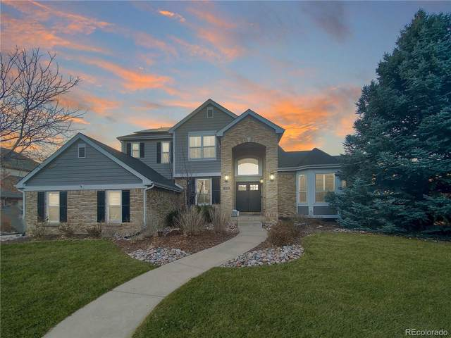 10385 Brookhollow Circle, Highlands Ranch, CO 80129 (#1580987) :: The DeGrood Team